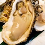 台所や - 北海道産シェル牡蠣
