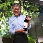 恵比寿 箸庵 - 楽しいワイン・タイム