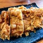 りんすず食堂 - 料理写真:鶏天