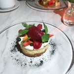 CAFE GITANE - NY チーズケーキ
