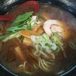 らー麺 こぶし - 料理写真:期間限定ネラそば810円