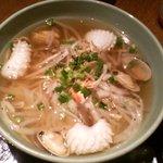 ニャー・ヴェトナム - <2008年11月>魚介と野菜のフォー
