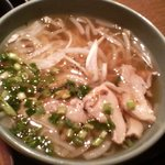 ニャー・ヴェトナム - <2008年11月>蒸鶏と野菜のフォー