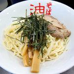 東京麺珍亭本舗 - 油そば、並、600円。