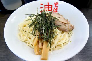東京麺珍亭本舗 西早稲田店 - 油そば、並、600円。