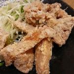 91600034 - 鶏唐揚げ定食(税込み850円)