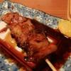 酒菜やおたふく - 料理写真:江別産マイアーレ豚ホルモン串180円