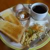 ロングビーチカフェ - 料理写真:サービスモーニング