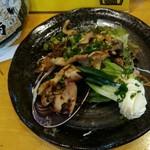 貝つぼ焼 大谷 - バター焼き1000円