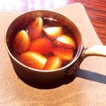 福牛 - ニンニクオイル焼き