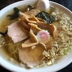 白龍 - 料理写真:チャーシュー麺