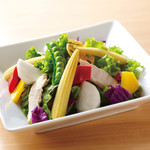 鶏料理専門店 とりかく - とりかくサラダ