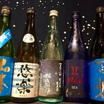 千真野 - 岩手の地酒