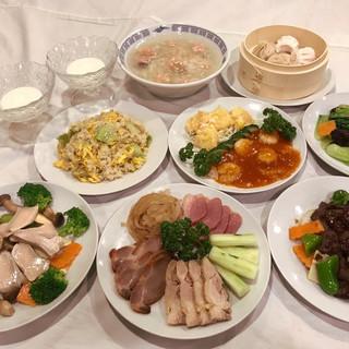 超お得も、贅沢も★自慢の豊富なコース料理で盛り上がりは確定!