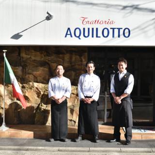 旬の素材を絶品イタリアンに!地域に愛され続けるレストラン