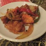 アジアンタワン - 鶏肉とカシューナッツ炒め