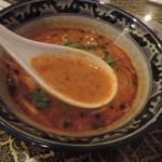 91611074 - クイッティアオトムヤムのスープ