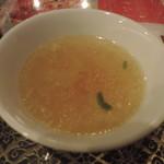 アジアンタワン - 卵スープ