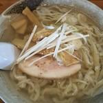 kobiki tei - 塩ラーメン750円