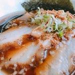 コウ - とろちゃーしゅー麺 890円