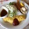 レストラン西厨房 - 料理写真:ヘルシーランチ 880円