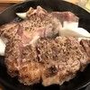 豚ステーキ十一 - 料理写真: