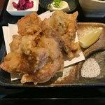 91614244 - 日本一阿波尾鶏のデカ旨からあげ定食