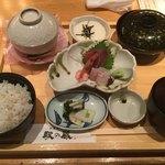 金澤旬料理 駅の蔵 - 2018年8月下旬。