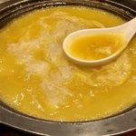 SHANGHAI MIN - 料理写真:フカヒレスープ