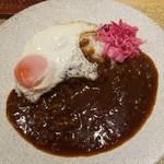 nikuhoshi - 松坂牛ハヤシライス