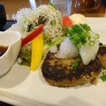 9162375 - 豆腐ハンバーグ定食