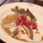 ガムラスタン - 料理写真:ニシンの酢漬け