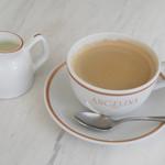 サロン・ド・テ・アンジェリーナ - コーヒー
