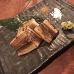 きたで温泉 - 煮穴子(400円)