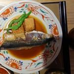 魚志 - 料理写真:さばの煮つけ