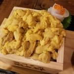 田村 岩太郎商店 - ウニ丼