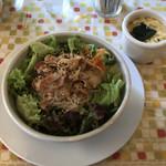 ウレタノ カフェ - 料理写真:ランチ @700