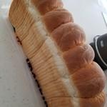 おかめや - 料理写真:食パン山 490円