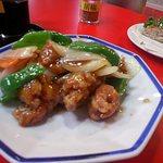 奥快餐 - 鶏の甘酢