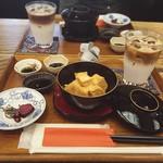 茶屋天んぐ - 料理写真: