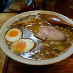 麺 高はし - 「らあ麺」 この美味しさ、ボリュームで600円は驚き