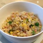 中華菜館 五福 - 小碗チャーハン