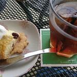 グラニット・カフェ - デザート(ピ―タ―ラビットのクッキー付き)