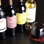 七 - オーガニックワイン集合