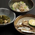 七 - 小皿料理