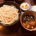 達翁 - つけ麺・並200g(700円)