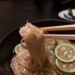 四季酒菜庵 魚徳 - 素麺