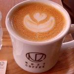 NOZY COFFEE - カフェラテ