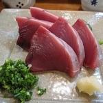 すずまさや - 料理写真:カツオの刺身
