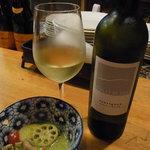 おーぼんあくいゆ - 白ワイン/パオロ・ヴェンチュリーニ/コッリ・ディ・ソン・ソーヴィニヨン